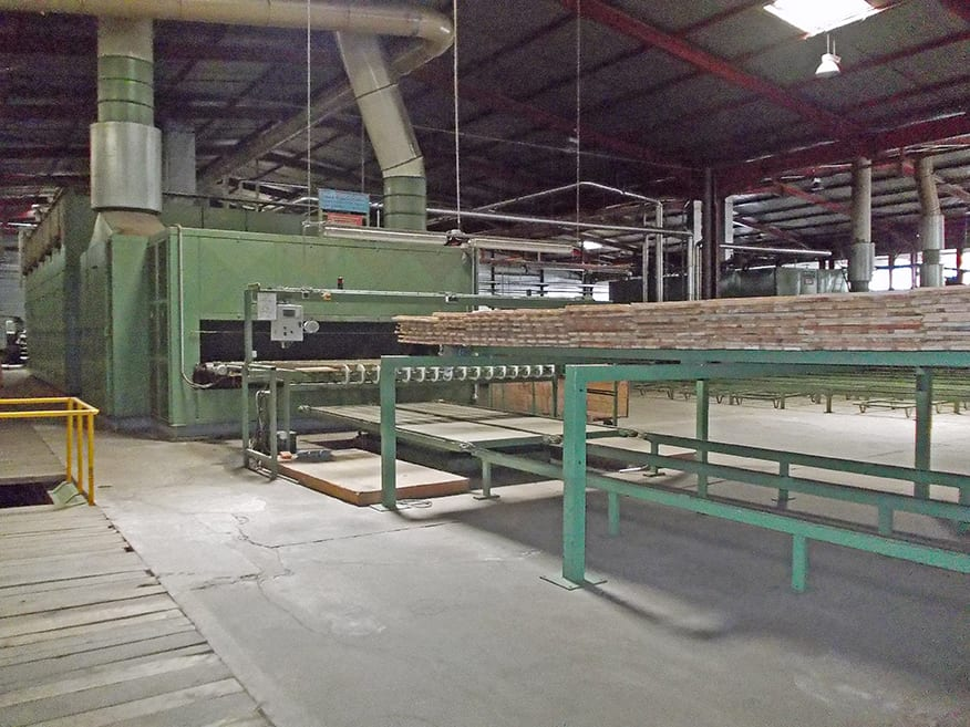 Babcock 4.3m Press Dryer Image