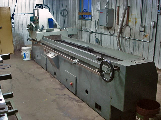 Fezer 10 ft. Knife Grinder Image