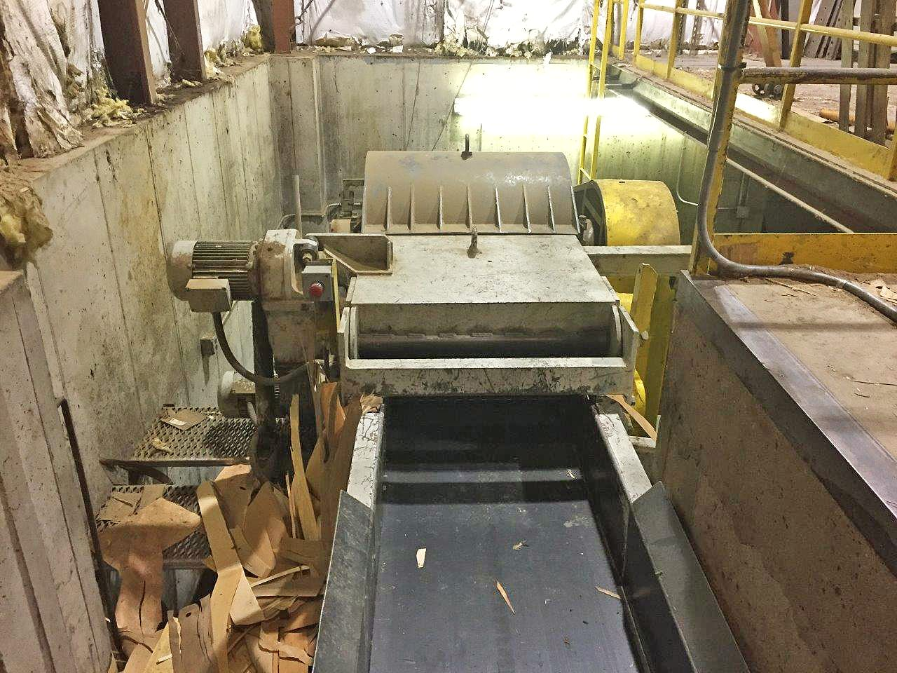 Fezer 150hp Drum Chipper Image