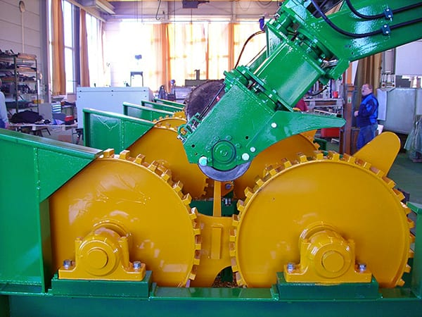 Increase Yield and Decrease Cost With Our Rosserhead Debarker