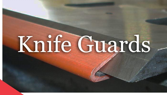 Knife guards - veneer supplies