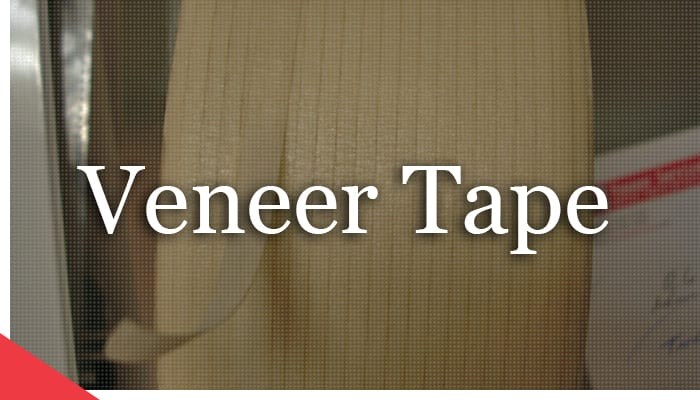 Veneer tape from Veneer Services