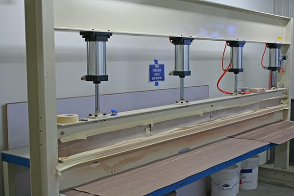 Glue Clamp from Veneer Services 4