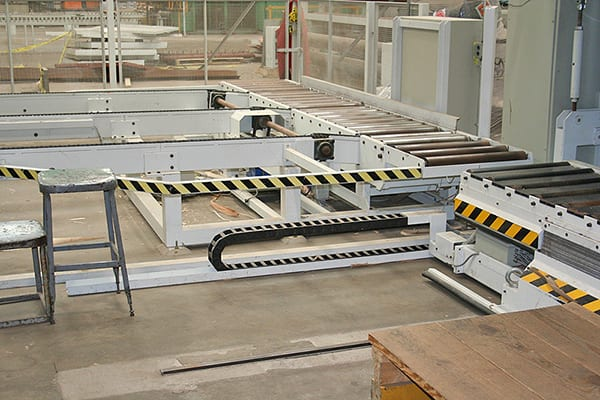 Automating the Wood Processing Industry
