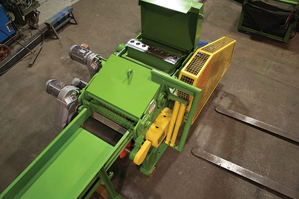 drum chipper fhi from veneer services in factory