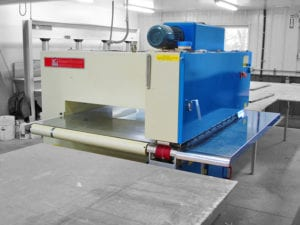 Veneer Splicing Machine 'A Workhorse'
